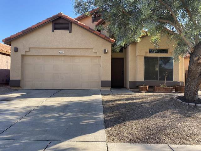 6441 W Wenden Way, Tucson, AZ 85743 (#22013652) :: The Local Real Estate Group | Realty Executives