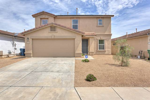 299 E Mountain Alder Street, Sahuarita, AZ 85629 (#22013654) :: The Josh Berkley Team
