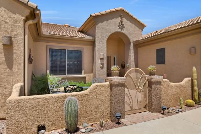 2076 W Cactus Run Drive, Green Valley, AZ 85622 (#22013658) :: Long Realty Company