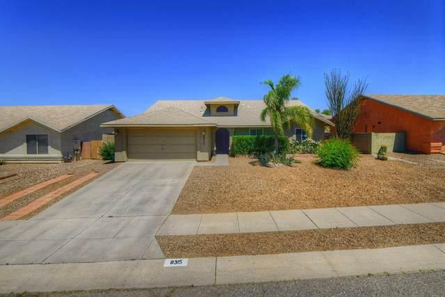 8315 S Via Del Barquero, Tucson, AZ 85747 (#22013665) :: Long Realty - The Vallee Gold Team