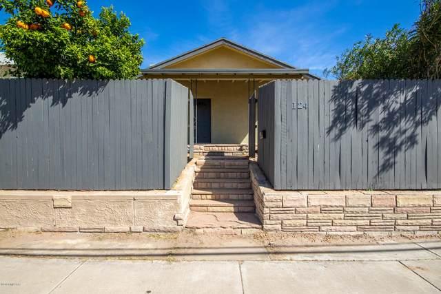 124 N Euclid Avenue, Tucson, AZ 85719 (#22013680) :: The Local Real Estate Group   Realty Executives