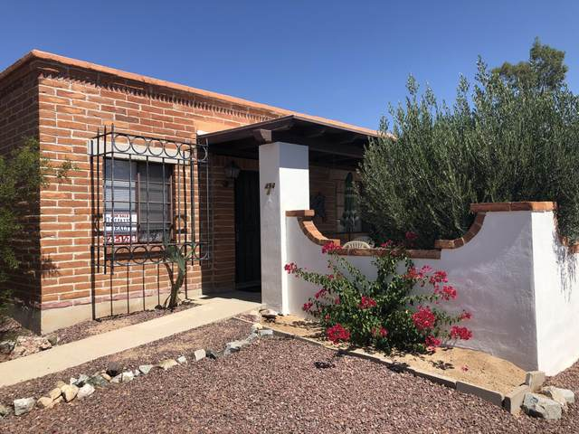 494 S Paseo Cerro A, Green Valley, AZ 85614 (#22013684) :: Long Realty - The Vallee Gold Team