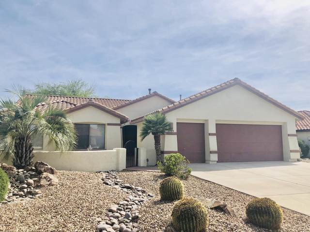 2224 E Falcon Vista Drive, Green Valley, AZ 85614 (#22013698) :: Long Realty Company