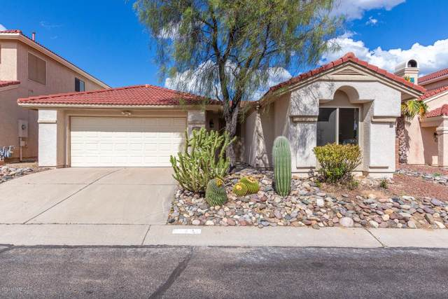 10440 N Fair Mountain Drive, Oro Valley, AZ 85737 (#22013699) :: Long Realty Company