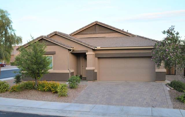 8993 W Rolling Springs Drive, Marana, AZ 85653 (#22013712) :: Tucson Property Executives