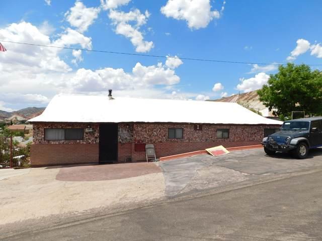710 Pittsburg Avenue, Bisbee, AZ 85603 (#22013714) :: Long Realty Company