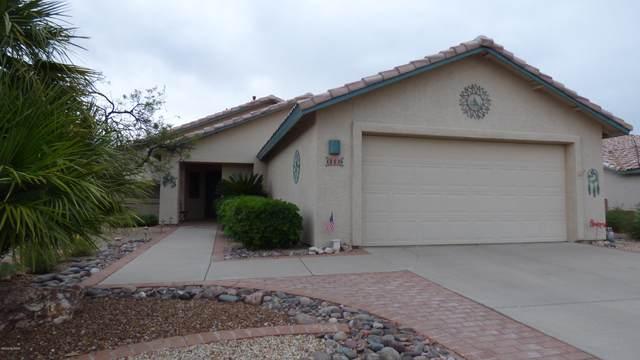 280 N Bluebird Drive, Green Valley, AZ 85614 (#22013723) :: Long Realty Company
