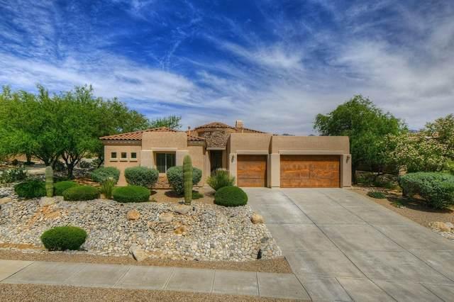 12586 N Yellow Bird Road, Oro Valley, AZ 85755 (#22013735) :: Tucson Property Executives