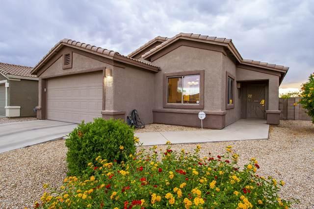 1324 S Bowline Court, Tucson, AZ 85710 (#22013736) :: Tucson Property Executives