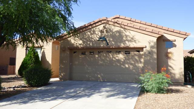 923 W Bosch Drive, Green Valley, AZ 85614 (#22013737) :: Long Realty - The Vallee Gold Team