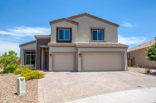9896 N Havenwood Way, Marana, AZ 85653 (#22013745) :: Long Realty Company