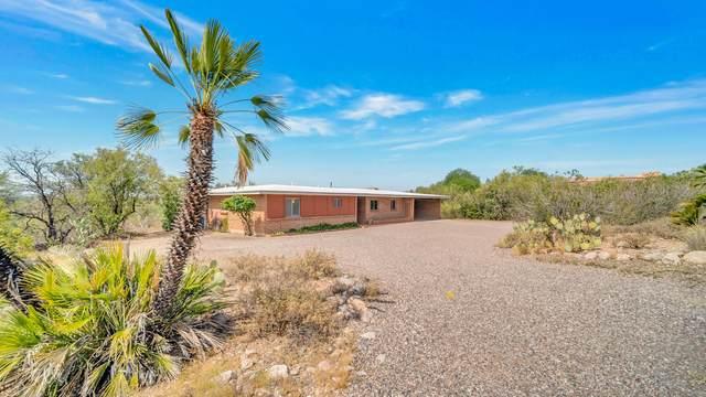 4015 N Via De Cuerns, Tucson, AZ 85718 (#22013749) :: The Local Real Estate Group | Realty Executives