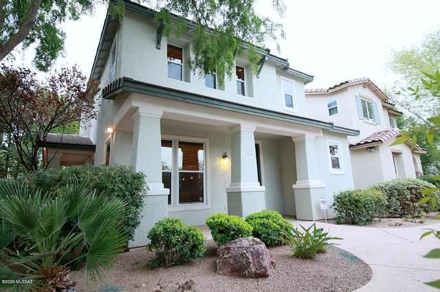 2791 N Saramano Lane, Tucson, AZ 85712 (#22013755) :: Tucson Property Executives