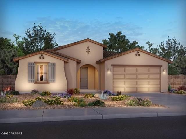 2290 W Azure Creek Loop, Oro Valley, AZ 85737 (#22013760) :: Tucson Property Executives