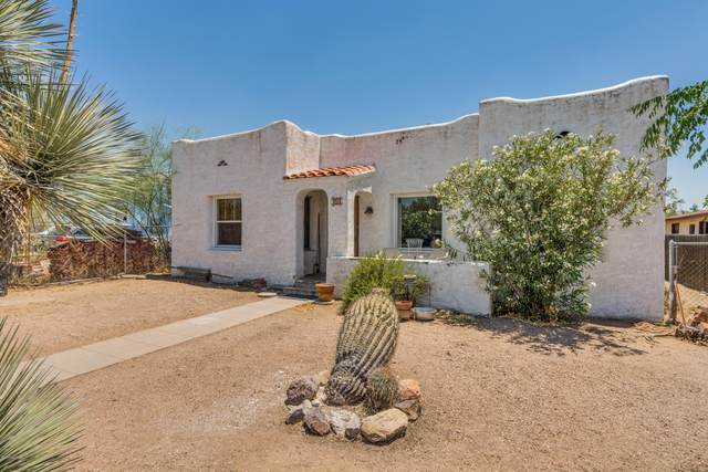 20 W Kelso Street, Tucson, AZ 85705 (#22013768) :: Long Realty - The Vallee Gold Team