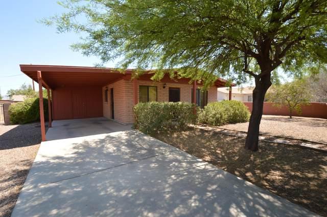 2101 E Vera Cruz Vista, Tucson, AZ 85713 (#22013780) :: The Local Real Estate Group | Realty Executives