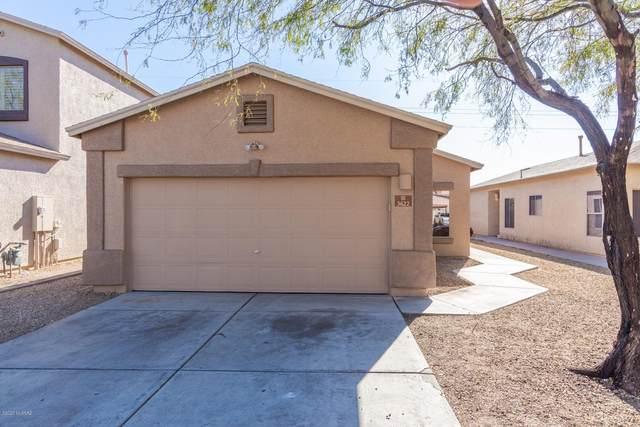 3622 E Drexel Manor Stravenue, Tucson, AZ 85706 (#22013794) :: Long Realty - The Vallee Gold Team