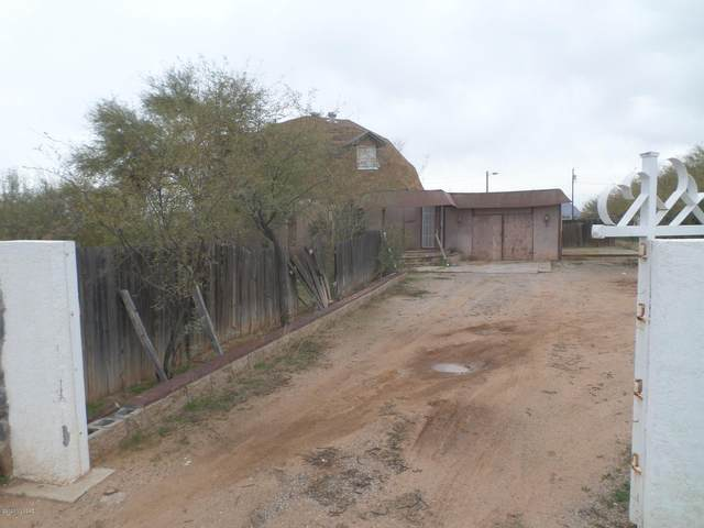 12461 N Flintlock Road, Marana, AZ 85653 (#22013795) :: Long Realty Company