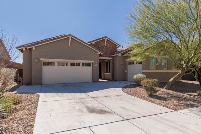 5485 W Dry Creek Court, Marana, AZ 85658 (#22013796) :: Long Realty Company