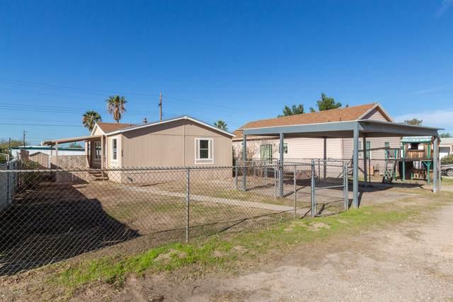 2969 W Sago Circle, Tucson, AZ 85705 (#22013797) :: The Local Real Estate Group   Realty Executives