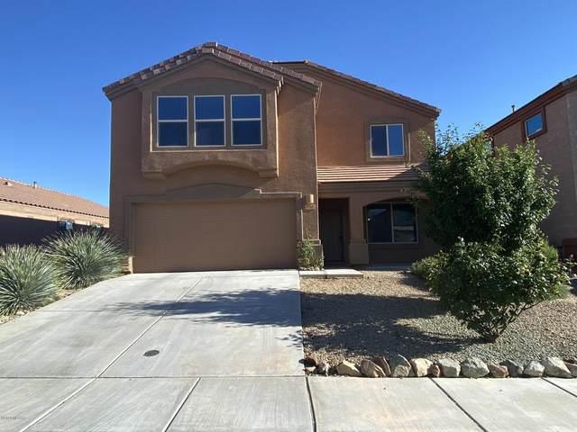 161 E Sprint Street, Corona de Tucson, AZ 85641 (#22013800) :: Long Realty - The Vallee Gold Team