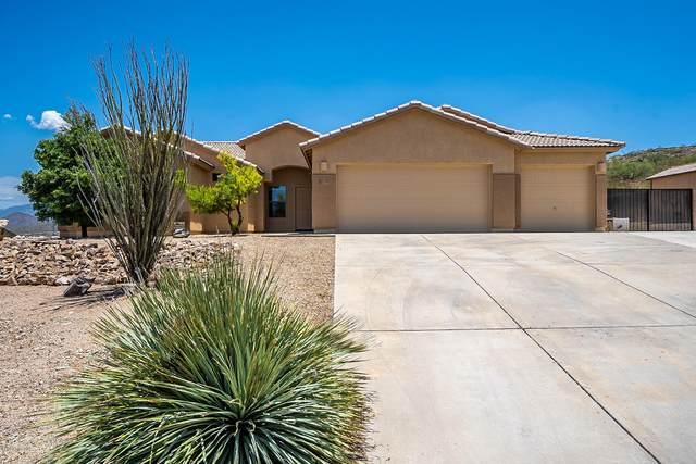 12149 S Stone Horn Ridge Road, Vail, AZ 85641 (#22013809) :: Tucson Property Executives