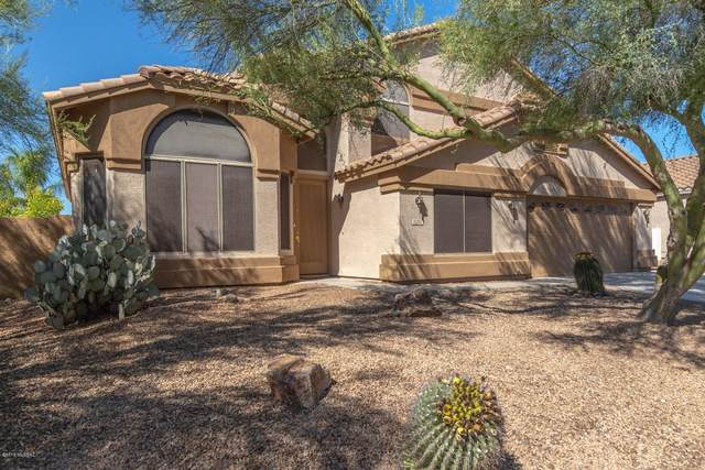 11251 N Twin Spur Court, Oro Valley, AZ 85737 (#22013816) :: Long Realty Company