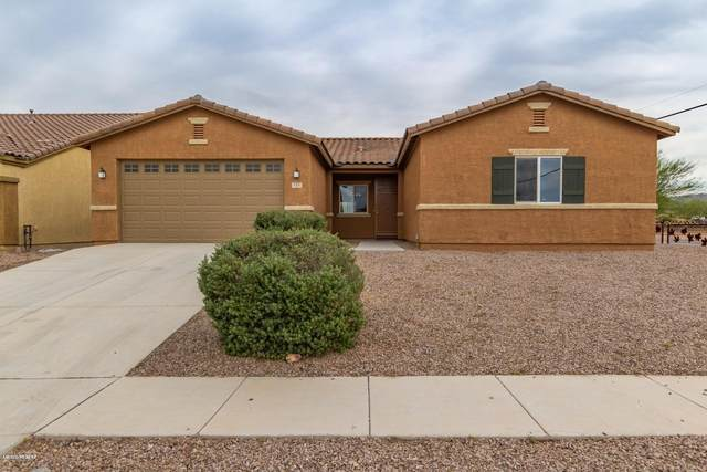 775 S Harry P Stagg Drive, Vail, AZ 85641 (#22013817) :: Tucson Property Executives