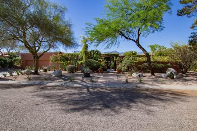 8391 E Hillwood Lane, Tucson, AZ 85750 (#22013822) :: Long Realty Company