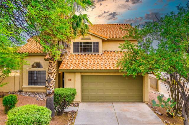 1011 W Lost Dutchman Place, Tucson, AZ 85737 (#22013831) :: Long Realty - The Vallee Gold Team