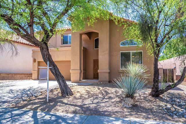 6524 N Shadow Bluff Drive, Tucson, AZ 85704 (#22013833) :: Long Realty - The Vallee Gold Team