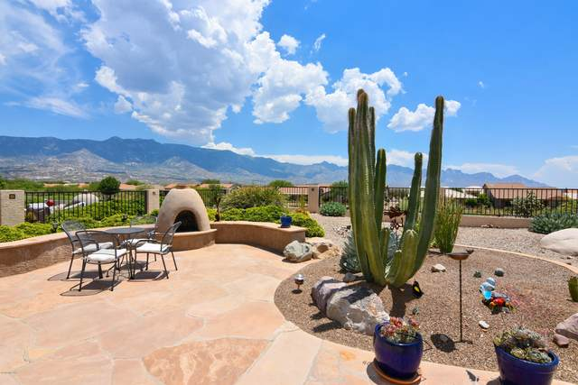 63231 E Flower Ridge Drive, Tucson, AZ 85739 (#22013836) :: Long Realty - The Vallee Gold Team