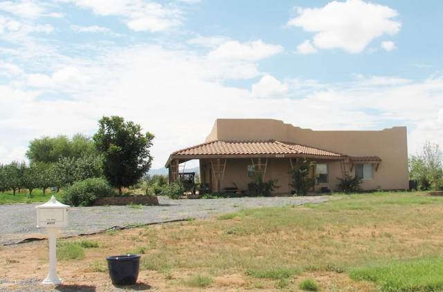 4505 N Cochise Stronghold Road, Cochise, AZ 85606 (#22013838) :: Tucson Property Executives