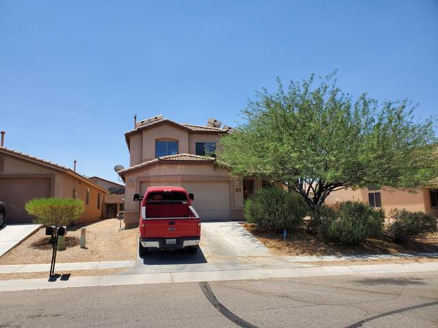 7190 S Oakbank Drive, Tucson, AZ 85757 (#22013840) :: Long Realty - The Vallee Gold Team