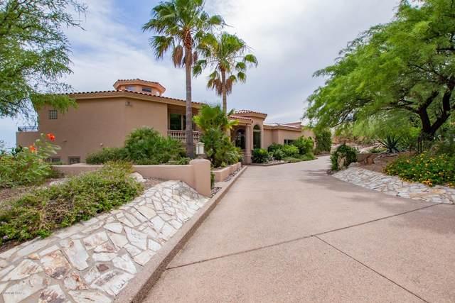 4150 E La Paloma Drive, Tucson, AZ 85718 (#22013841) :: Tucson Property Executives