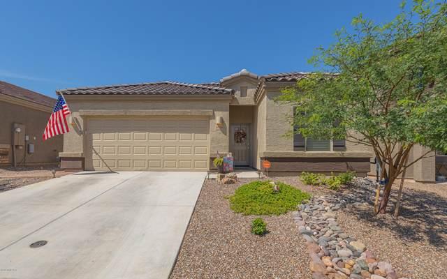 12150 E Metz Drive, Vail, AZ 85641 (#22013848) :: Tucson Property Executives