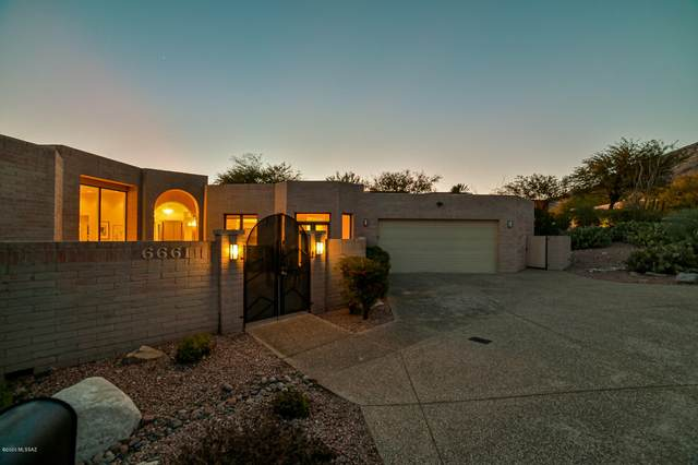 6661 N Finisterra Drive, Tucson, AZ 85750 (#22013859) :: Long Realty - The Vallee Gold Team