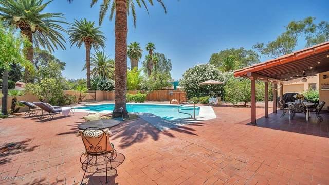 4212 E Calle El Centro, Tucson, AZ 85711 (#22013863) :: Long Realty - The Vallee Gold Team