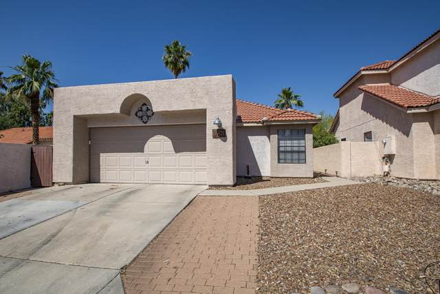 8901 N Ferber Court, Tucson, AZ 85742 (#22013866) :: Tucson Property Executives
