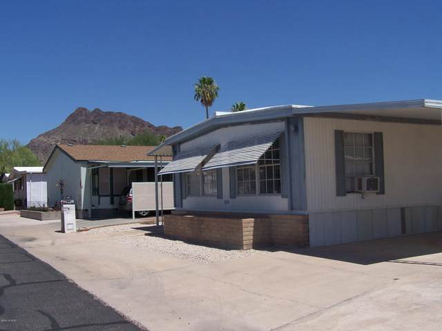 5820 W Flying W Street, Tucson, AZ 85713 (#22013867) :: Tucson Property Executives