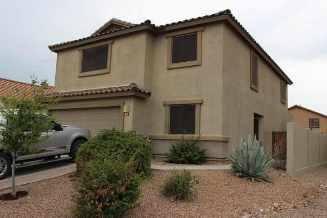 786 W Calle Coroza, Sahuarita, AZ 85629 (#22013869) :: Tucson Property Executives