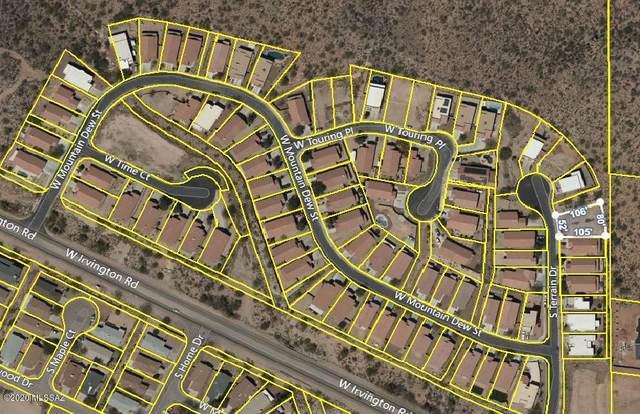 5003 S Terrain Drive #7, Tucson, AZ 85746 (#22013875) :: Tucson Property Executives