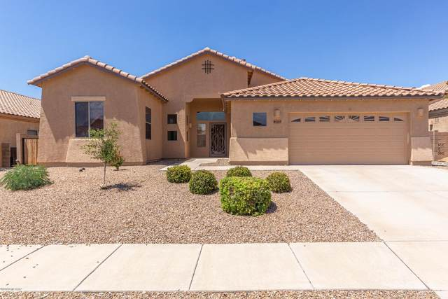 6468 W Castle Pines Way, Tucson, AZ 85757 (#22013877) :: Long Realty - The Vallee Gold Team