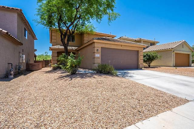 547 W Amber Hawk Court, Green Valley, AZ 85614 (#22013889) :: Long Realty - The Vallee Gold Team