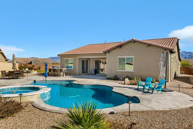 13507 N Silver Cassia Place, Tucson, AZ 85755 (#22013891) :: Long Realty - The Vallee Gold Team