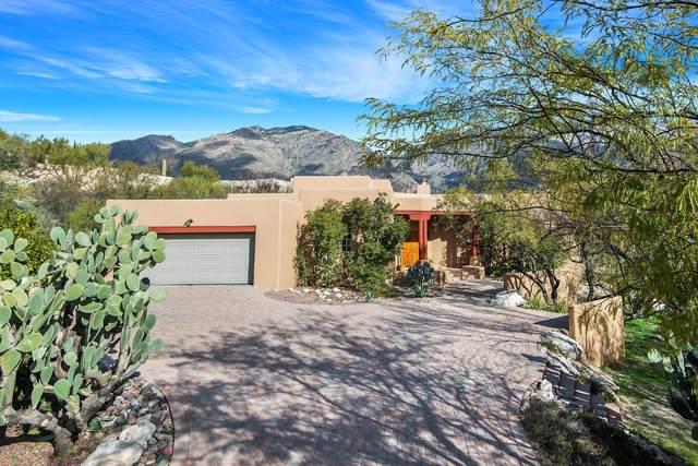 6421 E Paseo Otono, Tucson, AZ 85750 (#22013892) :: Tucson Property Executives