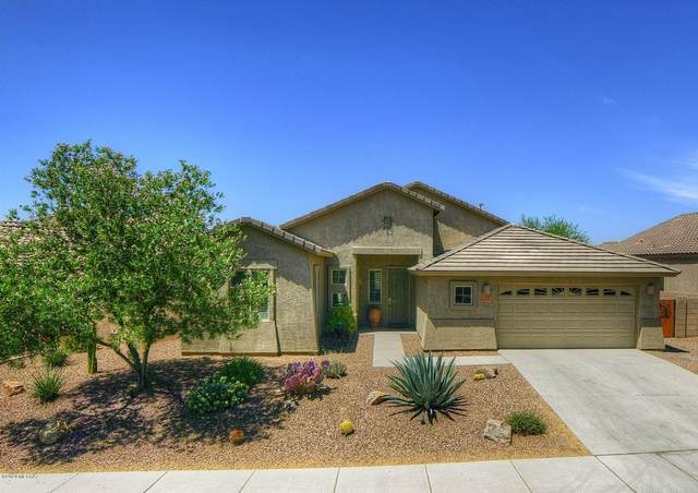 12569 N Sunrise Shadow Drive, Marana, AZ 85658 (#22013894) :: Long Realty Company