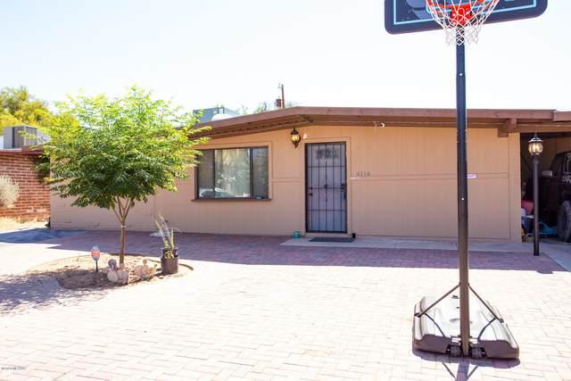 4114 N Lange Avenue, Tucson, AZ 85705 (#22013913) :: Long Realty - The Vallee Gold Team