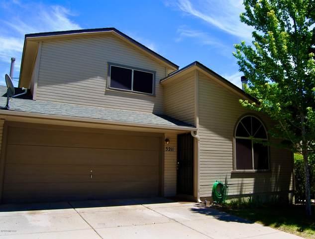 3211 N Kyle Loop, Flagstaff, AZ 86004 (#22013920) :: Long Realty Company