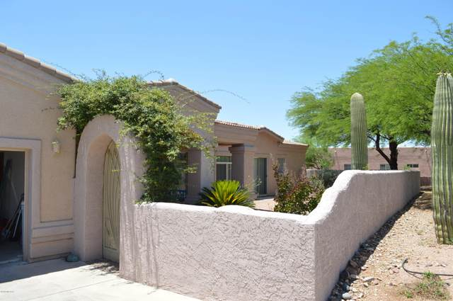 1357 S Madera Reserve Drive, Green Valley, AZ 85614 (#22013921) :: Long Realty - The Vallee Gold Team